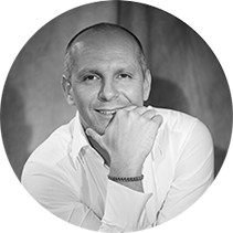 David Martin, responsable du magasin