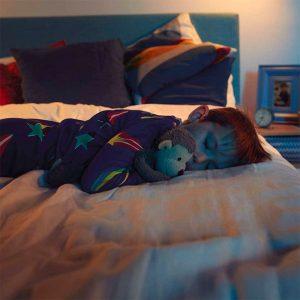 Enfant qui dort - Sealy