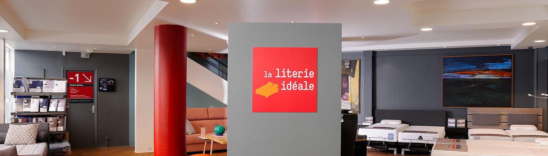 Venez nous rencontrer dans notre magasin Literie Idéale
